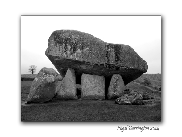 Brownshill Portal tomb 4