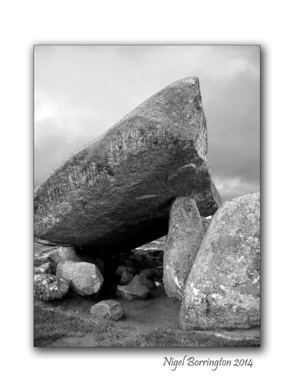 Brownshill Portal tomb 6