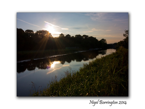 River Barrow, County Kilkenny. Landscape Photography : Nigel Borrington