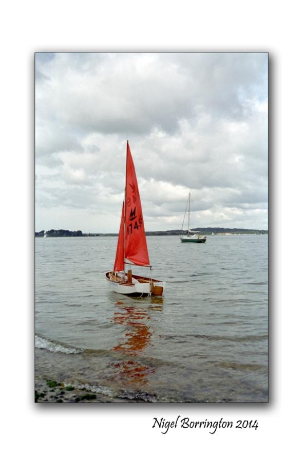 The Sail boat 1