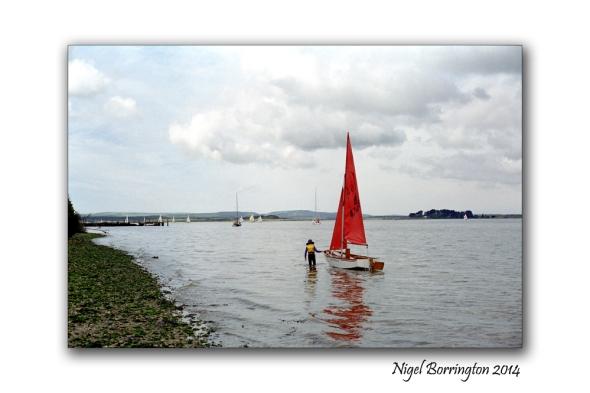 The Sail boat 2