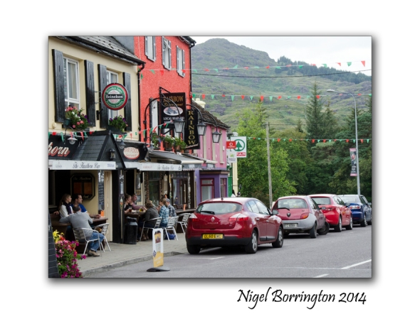 Glengarriff, Beara Peninsula of County Cork, Ireland. Irish landscapes : Nigel Borrington