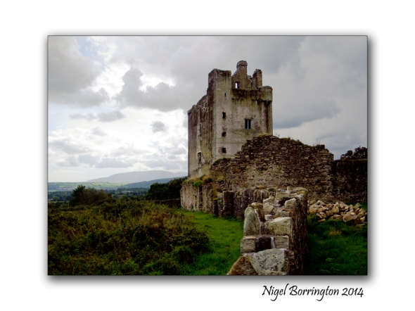 Kilkash castle County Tipperary Irish Landscapes : Nigel Borrington