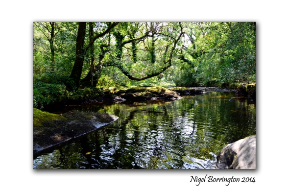 The elements , Water Landscape Photography : Nigel Borrington