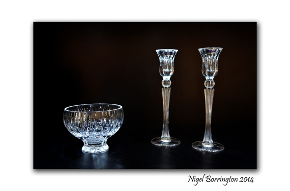Waterford Crystal Glass blower 3