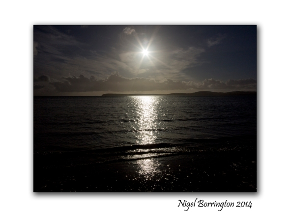 Duncannon beach in the sun. Irish Landscape Photography : Nigel Borrington