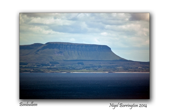 Benbulbin county Sligo