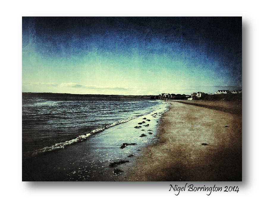 Duncannon Beach  Landscape processed with Spadspeed Nigel Borrington