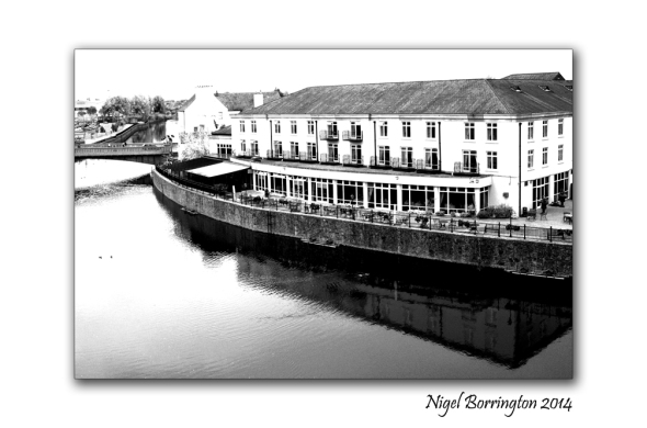 River court Hotel, County Kilkenny, Irish landscape photography : Nigel Borrington