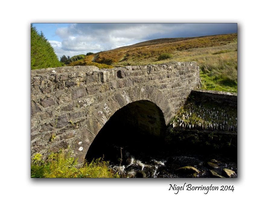 Views from the old Bridge GlenPatrick, County Waterford. Irish Landscapes : Nigel Borrington