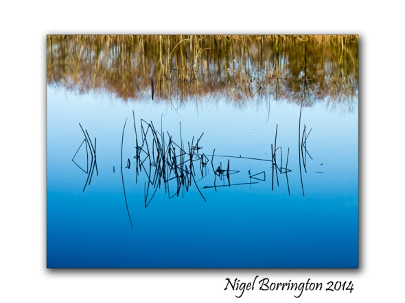 The Lake, Nigel Borrington The Lake, A poem by : Brian F Kirkham