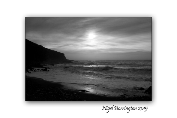 Irish Landscape Images Black and White Friday Nigel Borrington