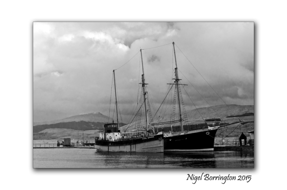 Loch Fyne, Scotland Landscape Photography : Nigel Borrington
