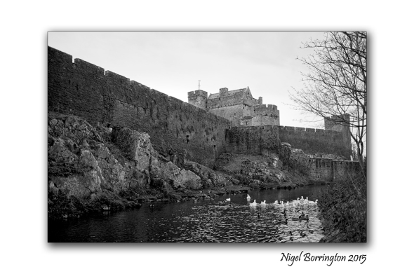 Cahir Castle, County Tipperary Irish Landscape Photography : Nigel Borrington