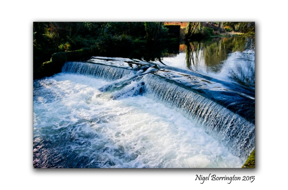 River Awbeg,  Doneraile , county Cork Irish Landscape Photography : Nigel Borrington