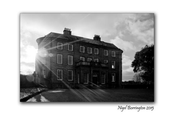 Doneraile country house County Cork Irish Landscape Photography : Nigel Borrington