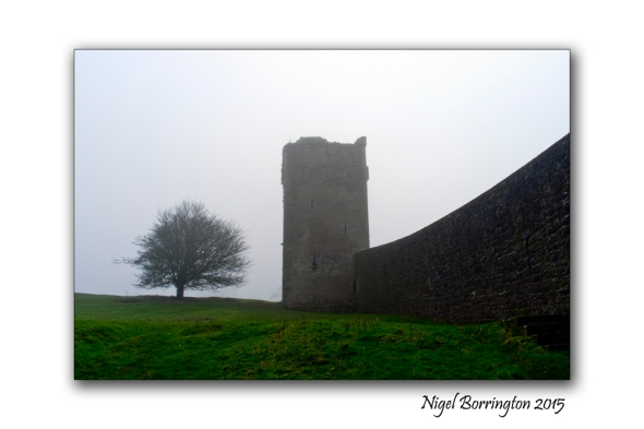 KIlkenny Landscape Photography kells priory in the mist 2