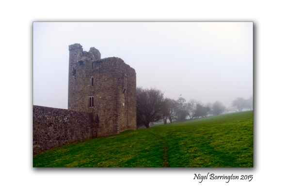 KIlkenny Landscape Photography kells priory in the mist 3