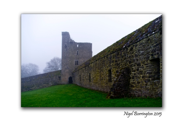 KIlkenny Landscape Photography kells priory in the mist 4