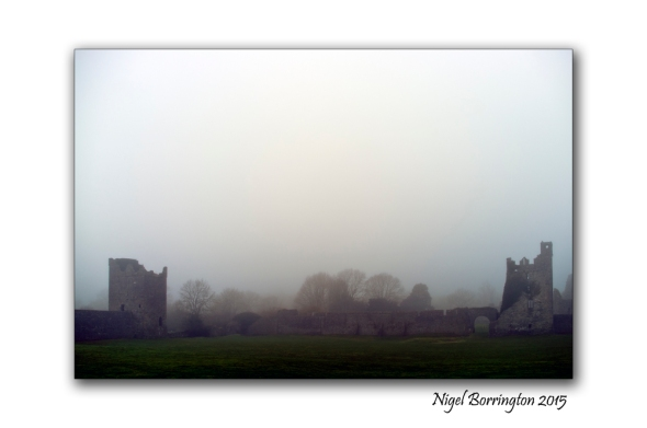 KIlkenny Landscape Photography kells priory in the mist 5