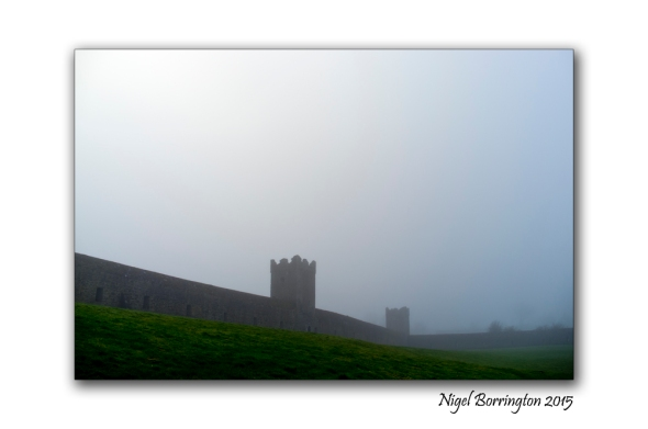 KIlkenny Landscape Photography kells priory in the mist 6