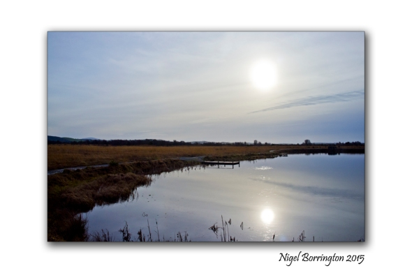 Derryvilla lake  Littleton bogs County Tipperary Irish landscape Photography : Nigel Borrington