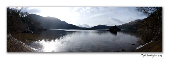 Muckross lake, Killarney National park Irish Landscape Photography  : Nigel Borrington