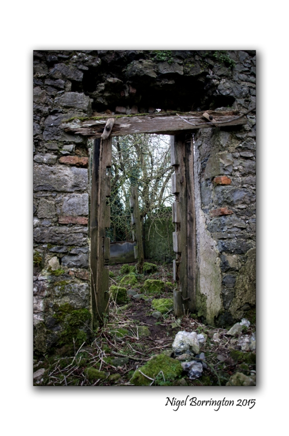 The Old Doorway 1