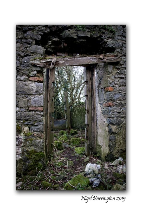 The Old Doorway 1