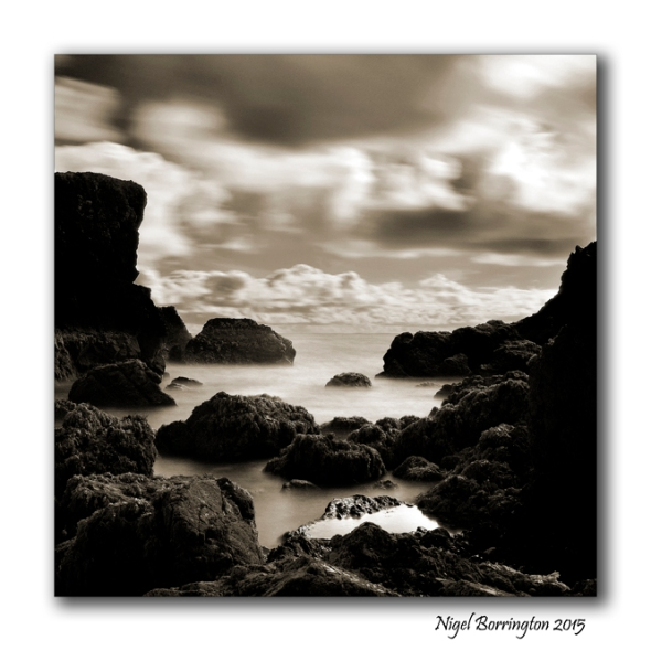 Solo images  Tide and Time : Nigel Borrington
