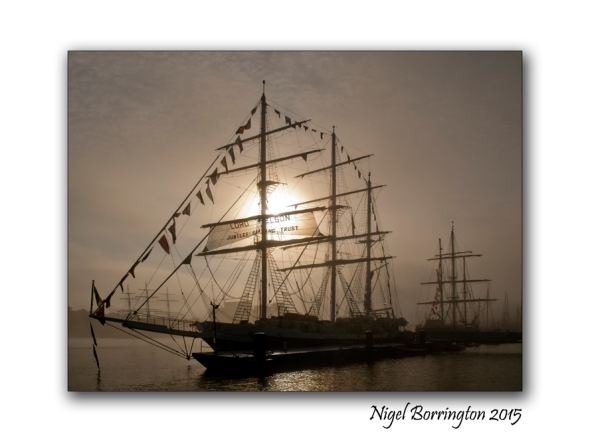 When my ship comes in Photography : Nigel Borrington