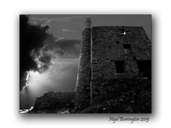 Allihies copper mines Irish Landscape Photography : Nigel Borrington