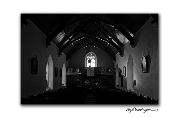 Killcash parish church County Tipperary  Nigel Borrington