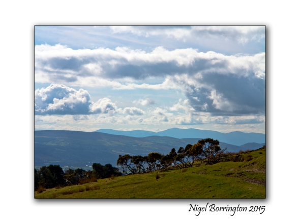 The Mountain of Slievenamon, County Tipperary Landscape Photography : Nigel Borrington