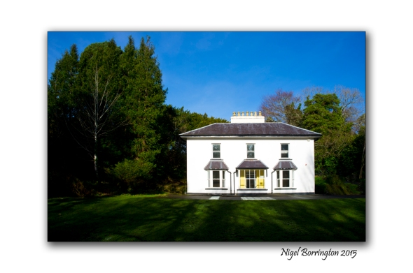 Grounds Keepers House Killarney National Park Irish Landscape Photography : Nigel Borrington