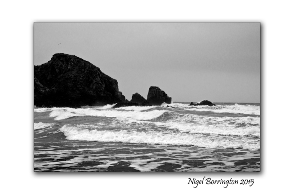 Imagine the sounds of the sea Landscape Photography : Nigel Borrington