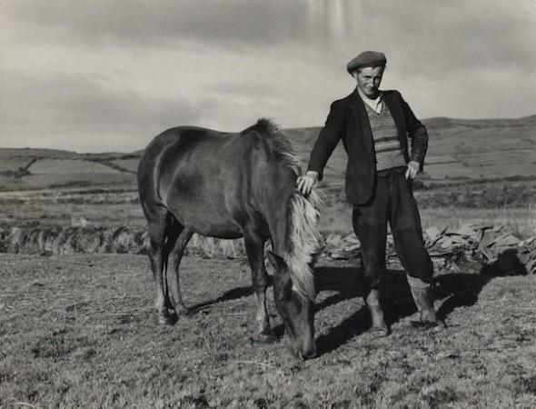 Dorothea Lange Michael Kenneally on His 30 Acres [Ireland]