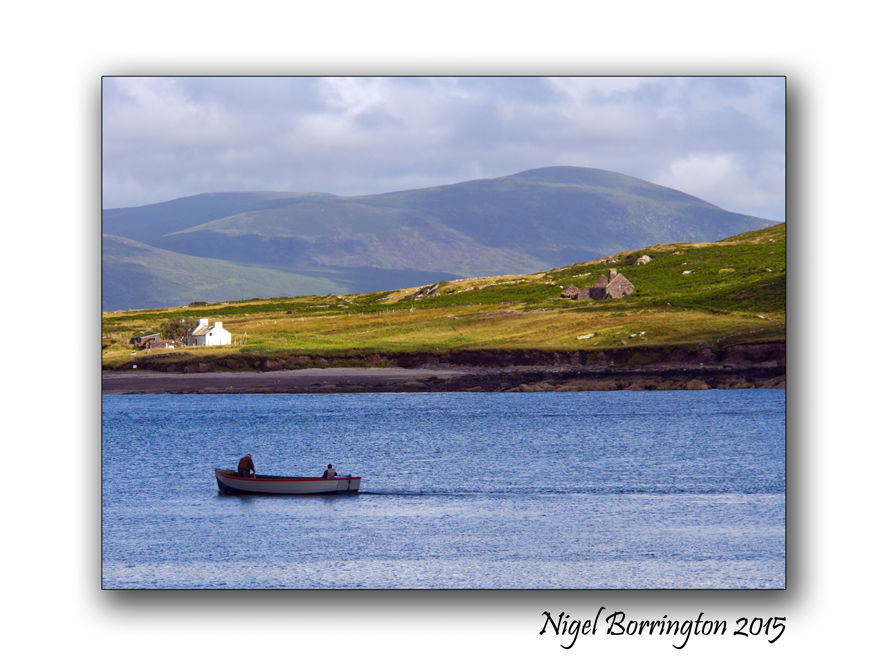 Thursday evening Landscapes Irish Landscapes : Nigel Borrington