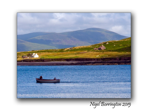Thursday evening Landscapes Irish Landscapes : Nigel Borrington