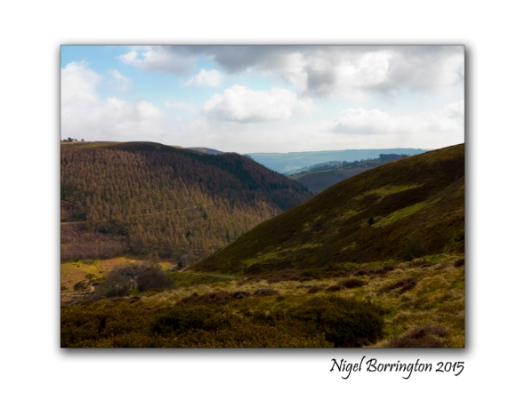 Pentredwr, Hourseshow pass, Llangollen,  North Wales Landscape Photography Nigel Borrington