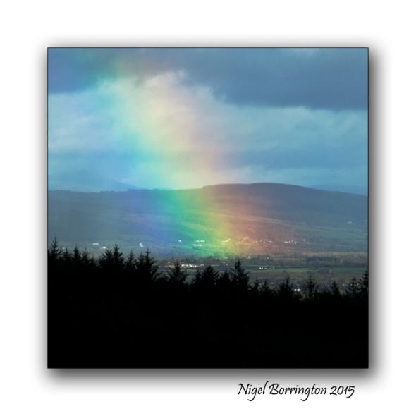 All the colours of the Rainbow Nigel Borrington