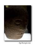 Corleck Hill stone head 2