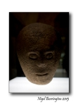 Corleck Hill stone head 3