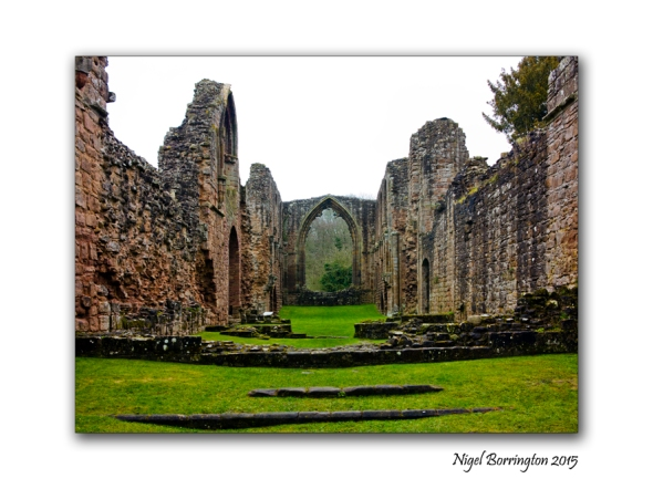 Lilleshall Abbey, Shropshire, England, Landscape Photography : Nigel Borrington