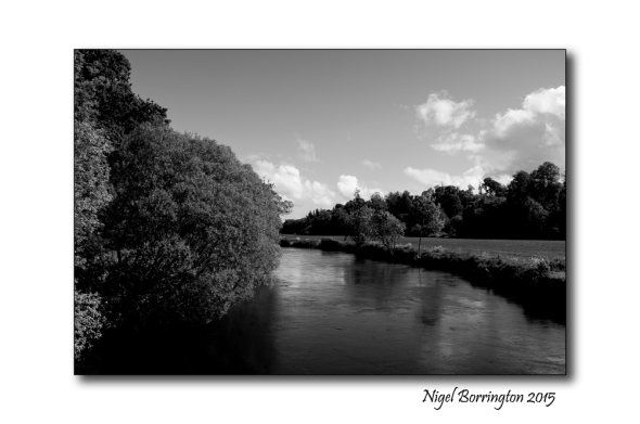 Rivers bend River Suir, Co Tipperary Nigel Borrington