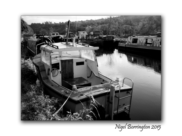 St Mullins Kilkenny on the canal