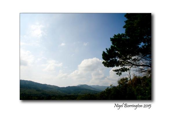 Sunday Evening Landscape Photography : Nigel Borrington