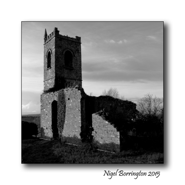 Memories Of My Old Country Church -  Photography : Nigel Borrington