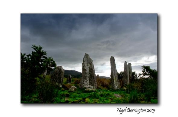 Ardgroom stone circle County Cork Nigel Borrington