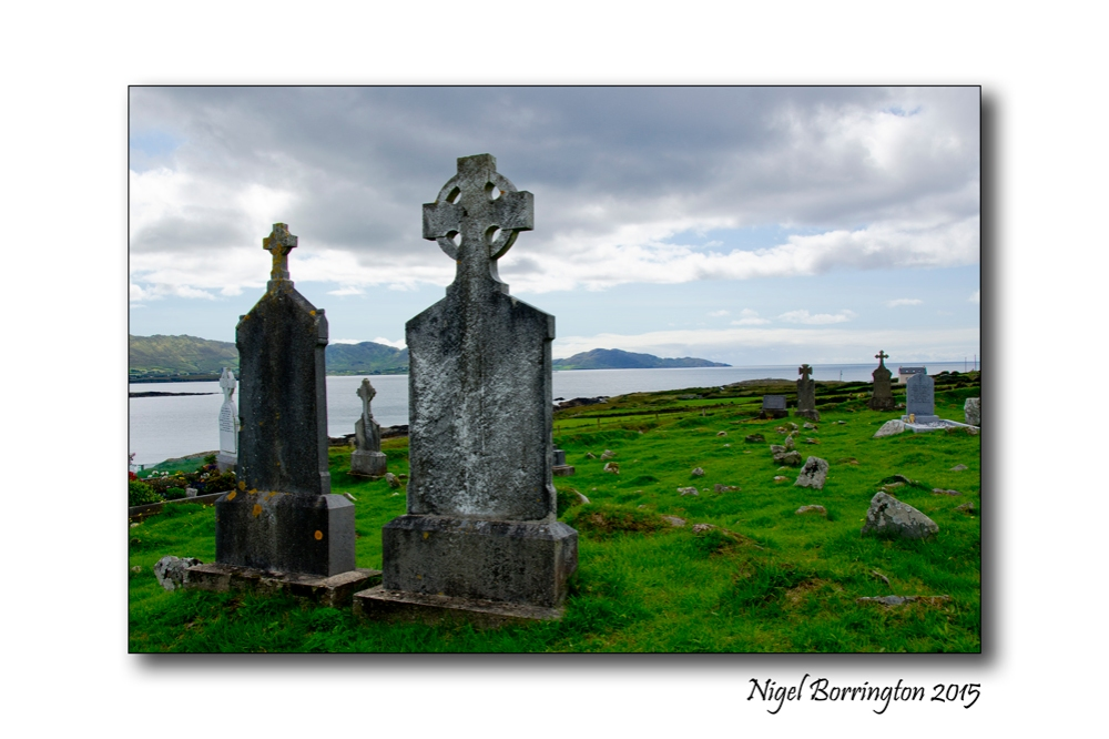 Irish landscape photography , Nigel borrington